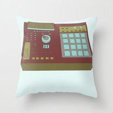 MPC 2000XL  Throw Pillow