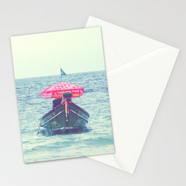 Thai Longtail Stationery Cards