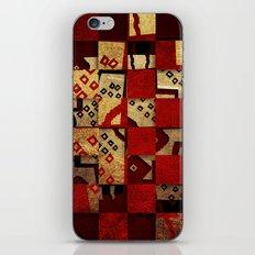 Wari pop 11 iPhone & iPod Skin