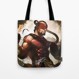 League of Legends LEE SIN Tote Bag