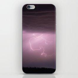 Summer Storm iPhone Skin