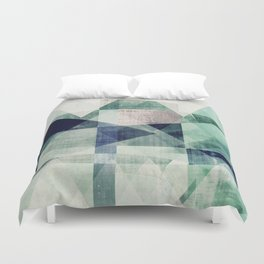 art, wall art, home decor, abstract prints, large prints, abstract print, geometric wall art, modern Duvet Cover