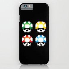 Skull Mushroom Slim Case iPhone 6s