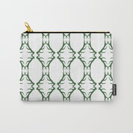 Modern Antler:  Kelly Green Carry-All Pouch