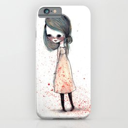 Second Sister iPhone Case