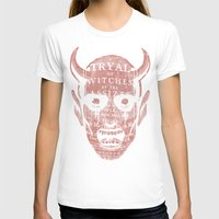 satan T-shirts featuring Satan by Gurven