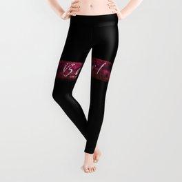 E-Girl Babygirl Aesthetic for Soft Grunge and Goth Style Leggings