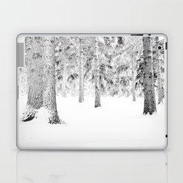 Winter Whiteout Laptop & iPad Skin