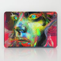 archan nair iPad Cases featuring Rainscape Rhythm by Archan Nair