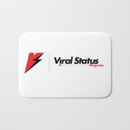 Viral Status - Standard Bath Mat