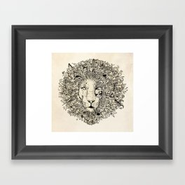 The King's Awakening Framed Art Print