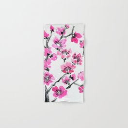 Cherry Simple Hand & Bath Towel