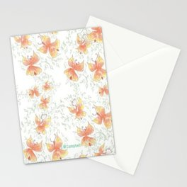 """"""" Butterfly Angels """" Stationery Cards"""