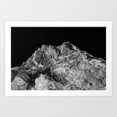 Mountain Art Print