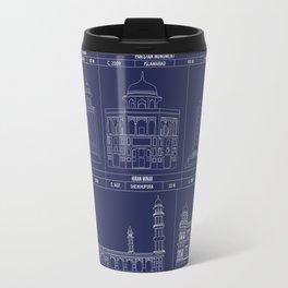 The Architecture of Pakistan Travel Mug