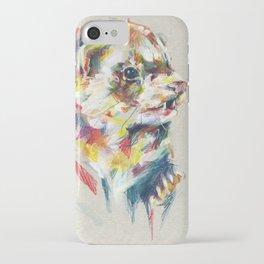 Ferret V iPhone Case