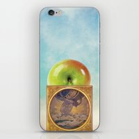 atlas iPhone & iPod Skins featuring Atlas by JPvR