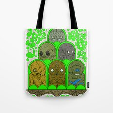I Don't Think You're Ready for This Jelly Tote Bag