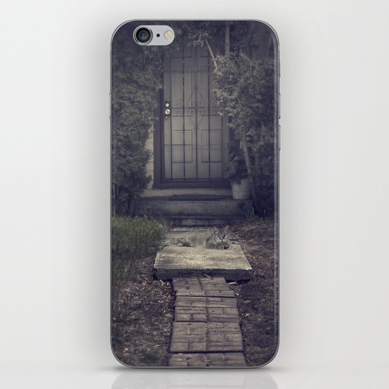 how to disappear completely iPhone & iPod Skin