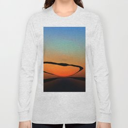 Colorful Bright Modern Art - Eternal Light 2 - Sharon Cummings Long Sleeve T-shirt