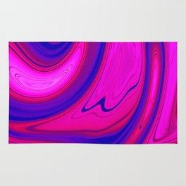 Abstract Fluid 12 Rug