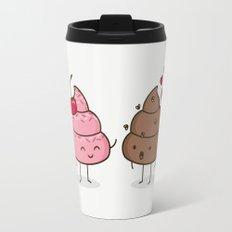 Love Sucks - Cute Doodles Travel Mug
