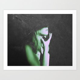 Aliena III Art Print