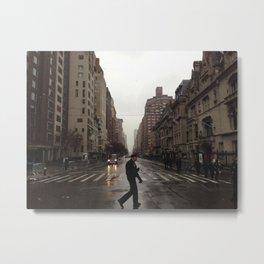 NYPD Metal Print