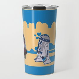 I fell in love in Tatooine Travel Mug