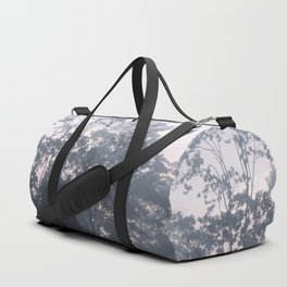 The mysteries of the morning mist Duffle Bag