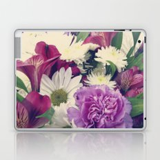 Timeless {Flower Floral Photography} Laptop & iPad Skin