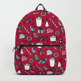 Xmas Stuff – Red Backpack