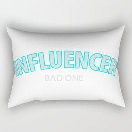 INFLUENCER Rectangular Pillow