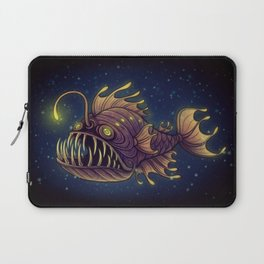 Angler Fish Laptop Sleeve