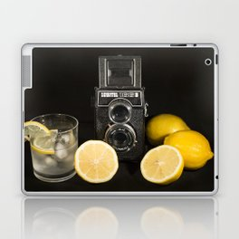 Lubitel Lemons Laptop & iPad Skin