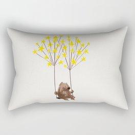 Stars Swing Rectangular Pillow