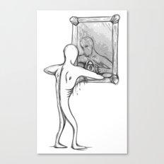 Sketchbooks Variant Series: EyEsEEmEE Canvas Print