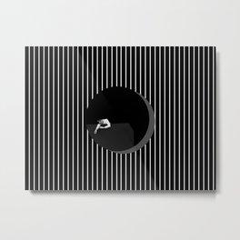 Tired? Metal Print