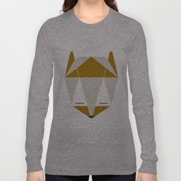 F is for fox Long Sleeve T-shirt