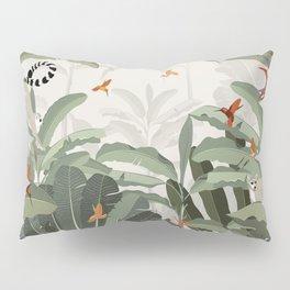 Madagascar Palm Pillow Sham