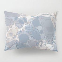Round & Round Smoke & Steel Pillow Sham