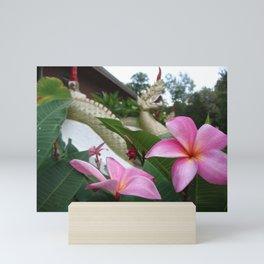 USA - NASHVILLE - Lao Temple  Mini Art Print