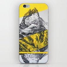 brocken mountain iPhone & iPod Skin