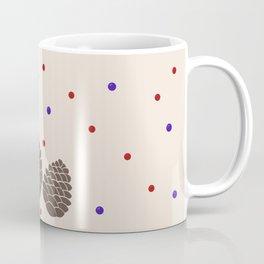 Pine cones and berries Coffee Mug