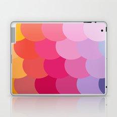 Rainbow Fish Laptop & iPad Skin