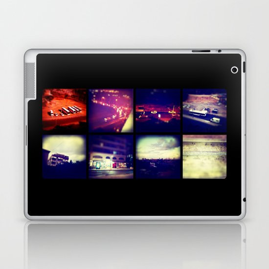 Urban I Laptop & iPad Skin