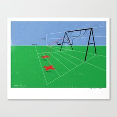 The Object Is Simple Canvas Print