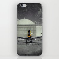 mustang iPhone & iPod Skins featuring Mustang by Jorgenson Art Syndicate