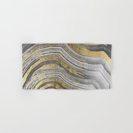Abstract paint modern Hand & Bath Towel