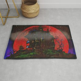 There Was a Crooked House - 055 Rug
